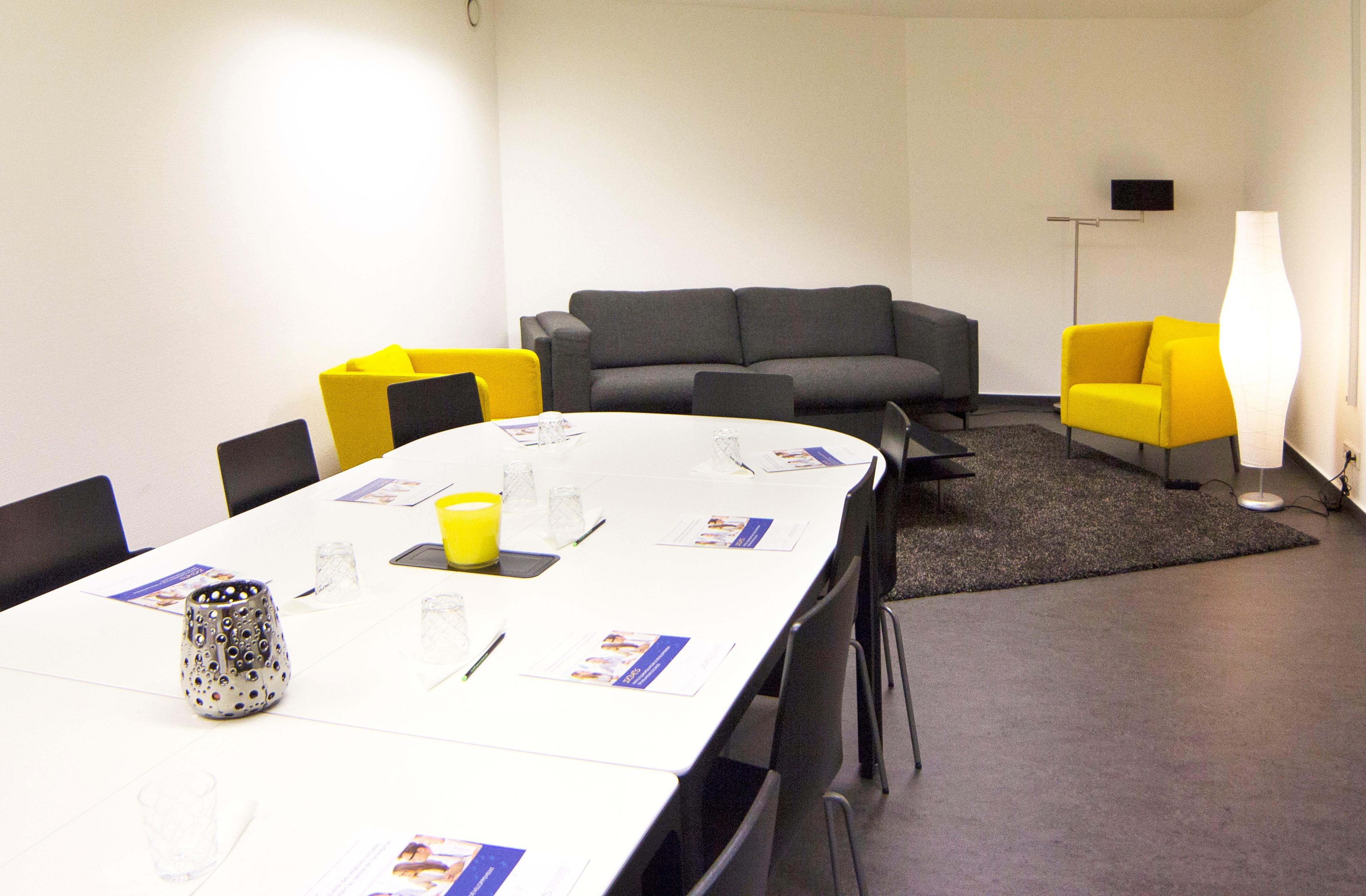 Accueil centre de formation médiation Luxembourg