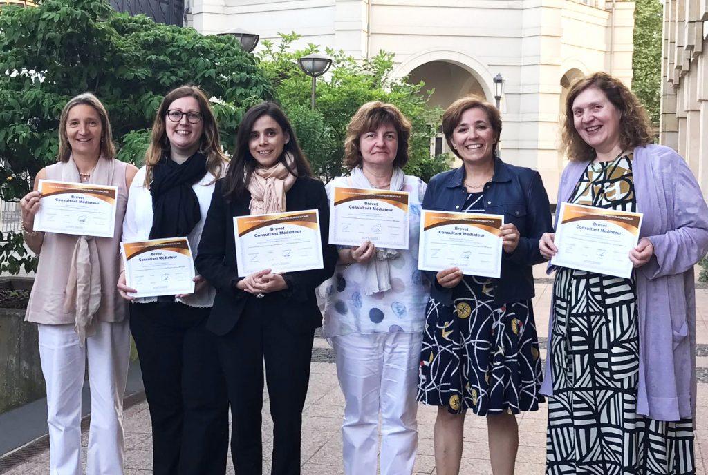 Examens Consultant Médiateur - Nouvelle promotion de médiateurs professionnels à Luxembourg