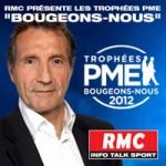 l'IEDRS invité à la remise des Trophées PME bougeons nous de RMC