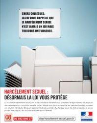 HARCELEMENT SEXUEL: DÉSORMAIS LA LOI VOUS PROTEGE