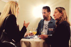 Rencontre médiation professionnelle Luxembourg - Afterwork IEDRS formation médiation
