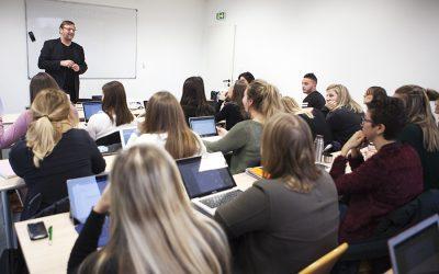 Le directeur de l'IEDRS, Christian Bos, intègre l'équipe d'enseignants du Mastère II en Management des Ressources Humaines de l'IMC à Metz.