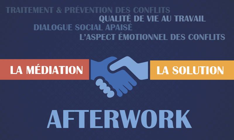 Afterwork IEDRS 15DEC 2016 sur la médiation