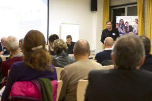 Afterwork médiation IEDRs Luxembourg - rencontres professionnels autour de la médiation en entreprise