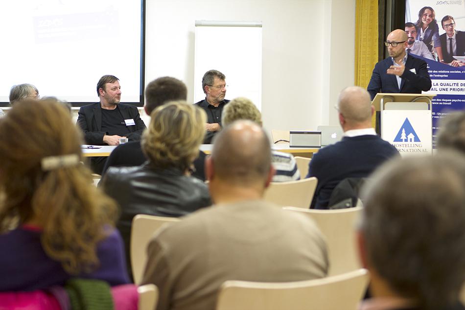 Afterwork médiation IEDRs Luxembourg - rencontres professionnels autour de la médiation en entreprise - Prévention des conflits et optimisation de la qualité de vie au travail