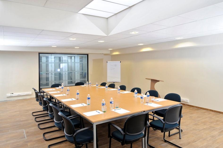 Salle de formation médiation professionnelle Bruxelles