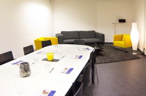 Formation médiation professionnelle - Salle formation Luxembourg