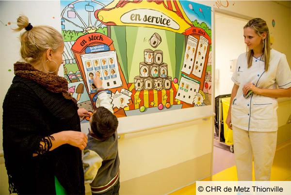 CHR Metz Thionville - dégradation conditions du travail à l'hôpital