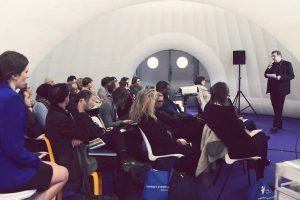 Conférence de l'IEDRS sur le harcèlement moral au travail - Salon Solutions RH Paris 2017