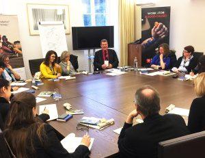 L'IEDRS participe workshop QVT