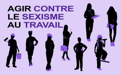 Le sexisme, un « phénomène généralisé » en entreprise