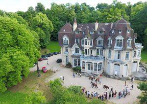 Formation Médiation Professionnelle Paris au château de Prunay
