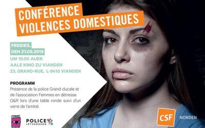 Contre les idées reçues, la médiation est une mesure efficace face aux violences conjugales