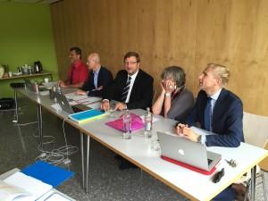 Un Grand Jury pour évaluer les compétences des médiateurs: une démarche professionnelle qui fait la différence
